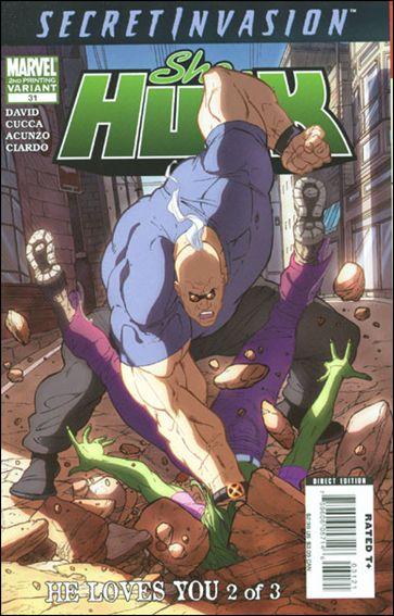 She-Hulk (2005) 31-B by Marvel