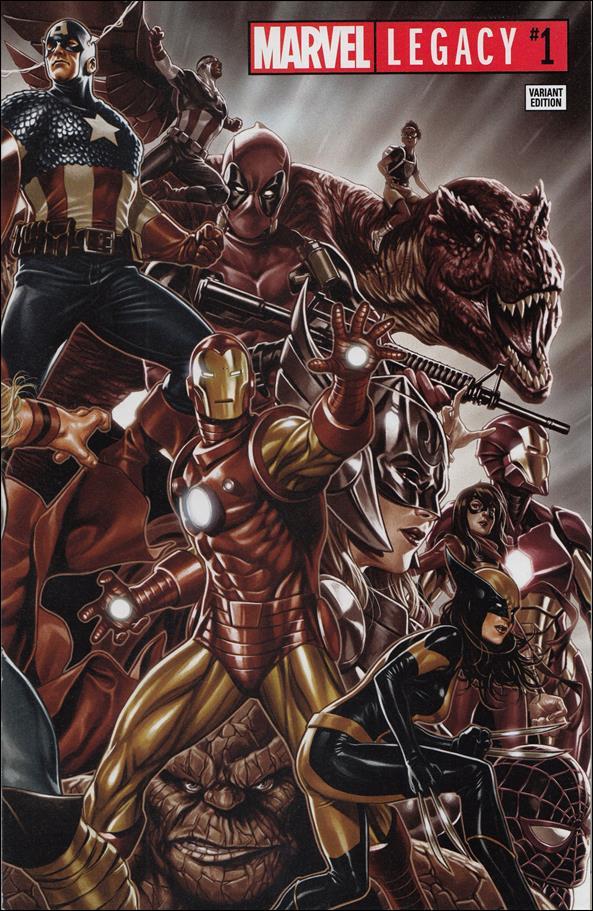 Marvel Legacy 1-H by Marvel