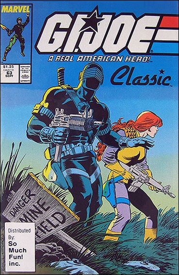 G.I. Joe: A Real American Hero 63-B by IDW