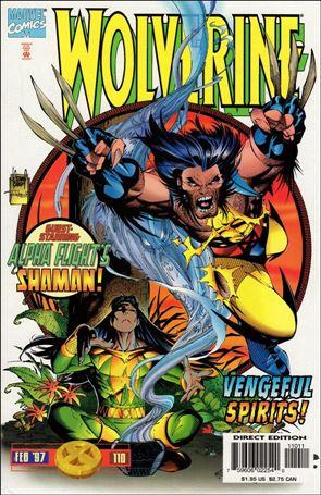 Wolverine (1988)  110-A
