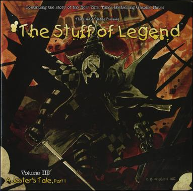 Stuff of Legend (2011) 1-A by Th3rd World Studios