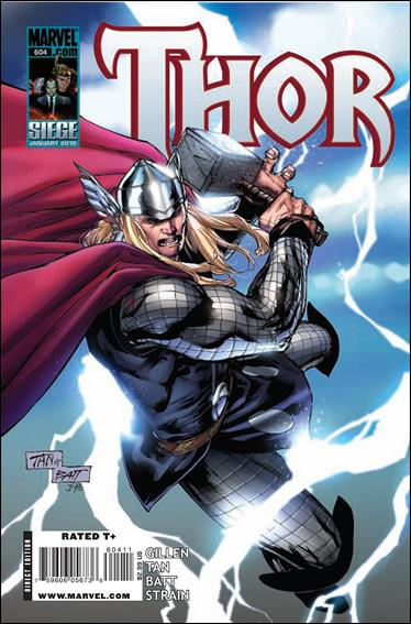 Thor (1966) 604-A by Marvel