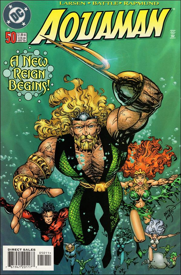 Aquaman (1994) 50-A by DC