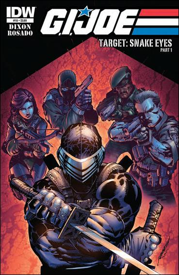G.I. Joe (2011) 18-A by IDW