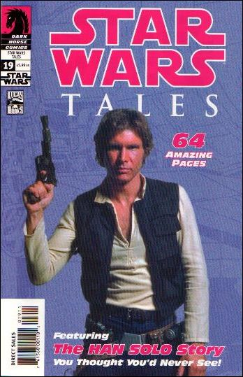 Star Wars Tales 19-B by Dark Horse