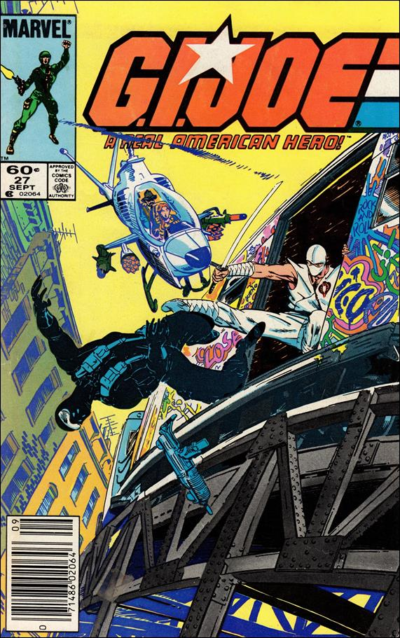 G.I. Joe: A Real American Hero 27-A by IDW