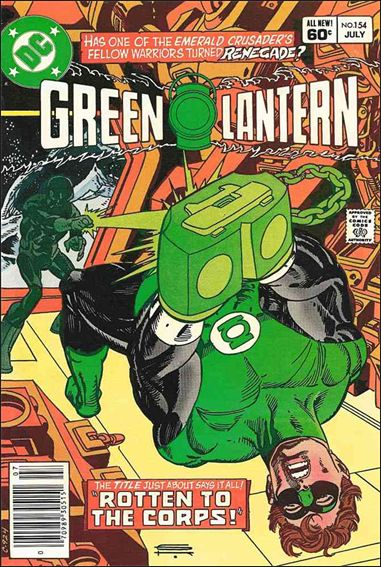 Green Lantern (1960) 154-A by DC