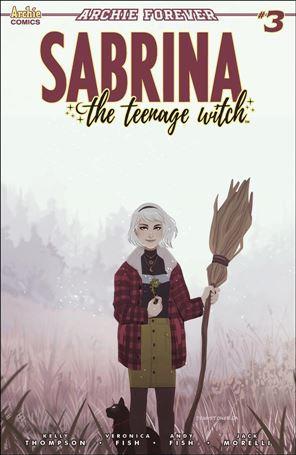 Sabrina the Teenage Witch (2019) 3-C