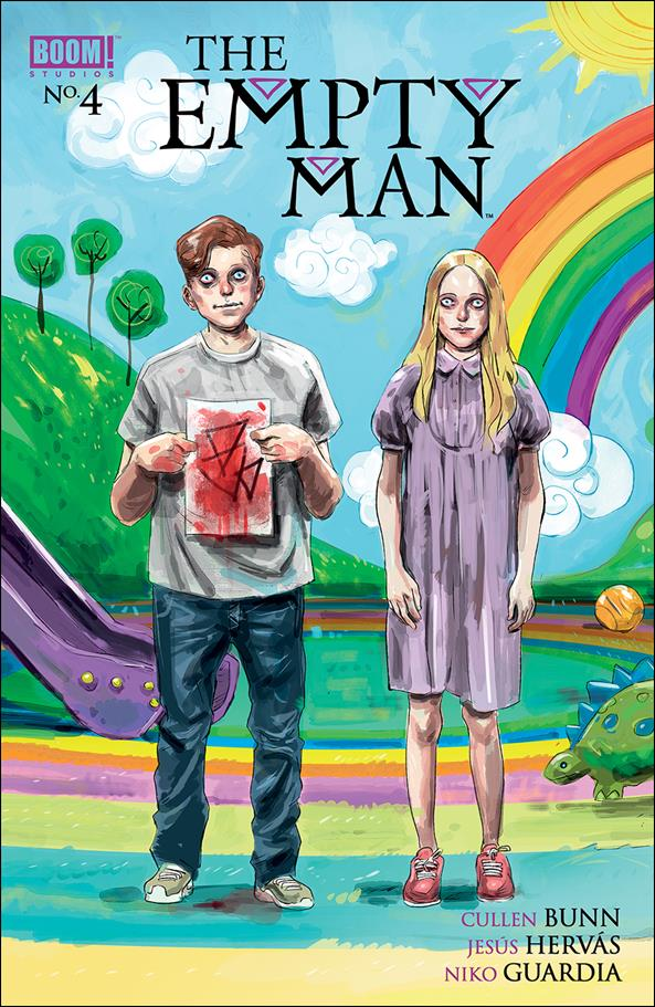 Empty Man (2018) 4-B by Boom! Studios