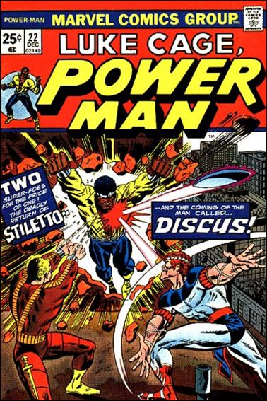 Power Man 22-A by Marvel