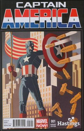 Captain America (2013) 1-I