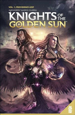 Knights of the Golden Sun 1-A