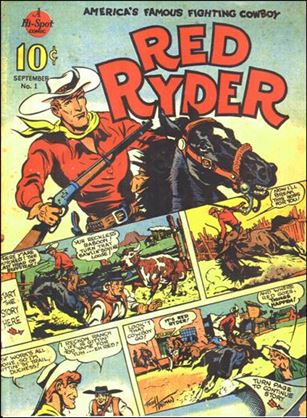 Red Ryder Comics 1-B