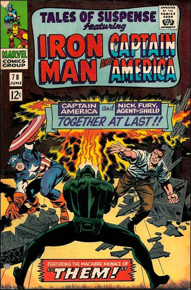 Tales of Suspense (1959) 78-A by Marvel