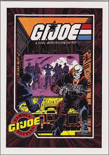 G.I. Joe (Base Set) 161-A by Impel