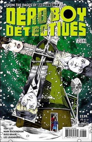 Dead Boy Detectives 8-A