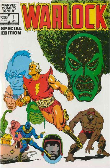 Warlock (1982) 1-A by Marvel