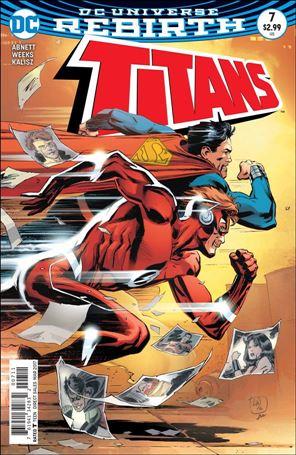 Titans (2016) 7-A