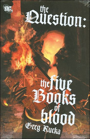 Question: The Five Books of Blood 1-A by DC