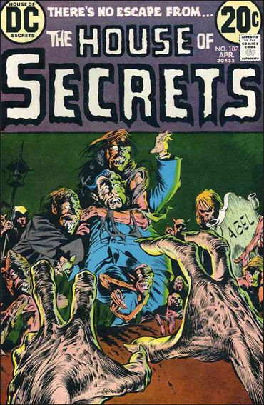 House of Secrets (1956) 107-A by DC