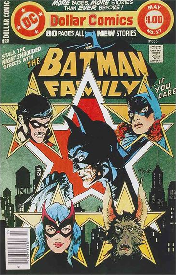 Batman Family 17-A by DC