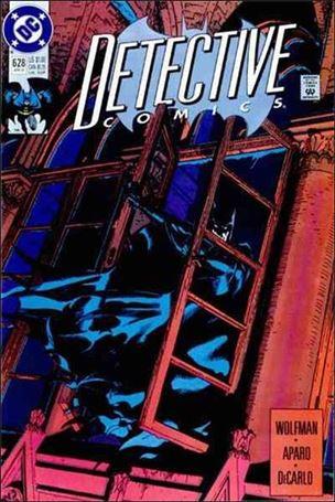 Detective Comics (1937) 628-A