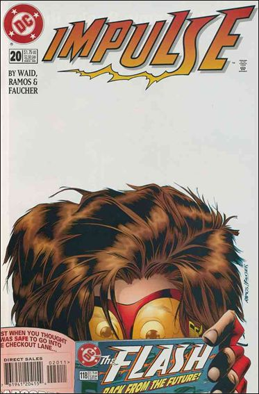 Impulse (1995) 20-A by DC