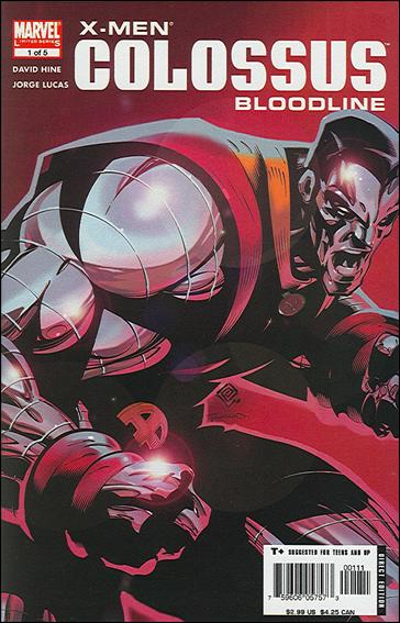 X-Men: Colossus - Bloodline 1-A by Marvel