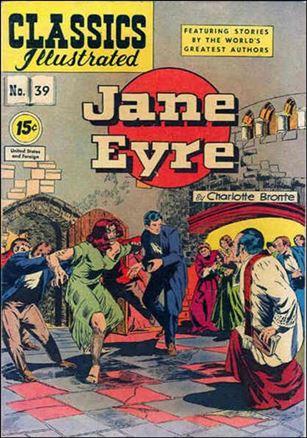 Classic Comics/Classics Illustrated 39-E