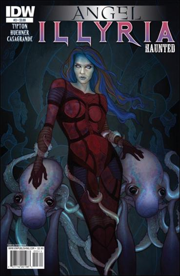 Angel: Illyria: Haunted 3-A by IDW