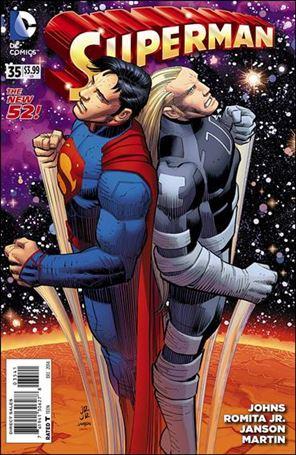 Superman (2011) 35-F