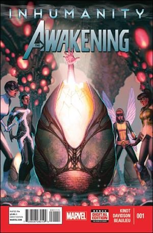 Inhumanity: The Awakening 1-A