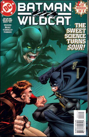 Batman/Wildcat 2-A by DC