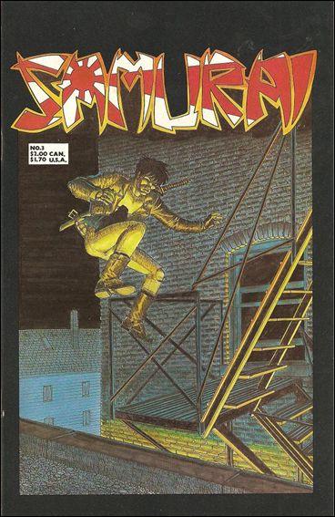 Samurai (1986) 3-A by Aircel