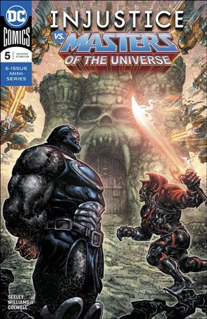 Injustice Vs Masters of the Universe 5-A