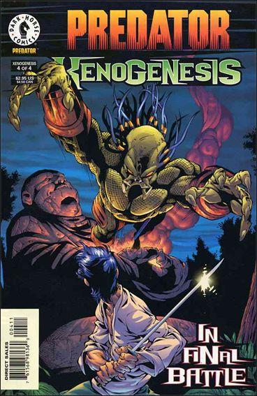 Predator: Xenogenesis 4-A by Dark Horse