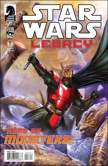 Star Wars: Legacy (2013) 3-A by Dark Horse