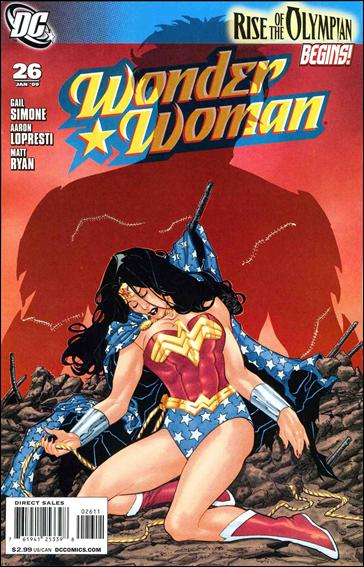Wonder Woman (2006) 26-A by DC