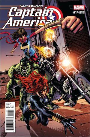 Captain America: Sam Wilson 14-B