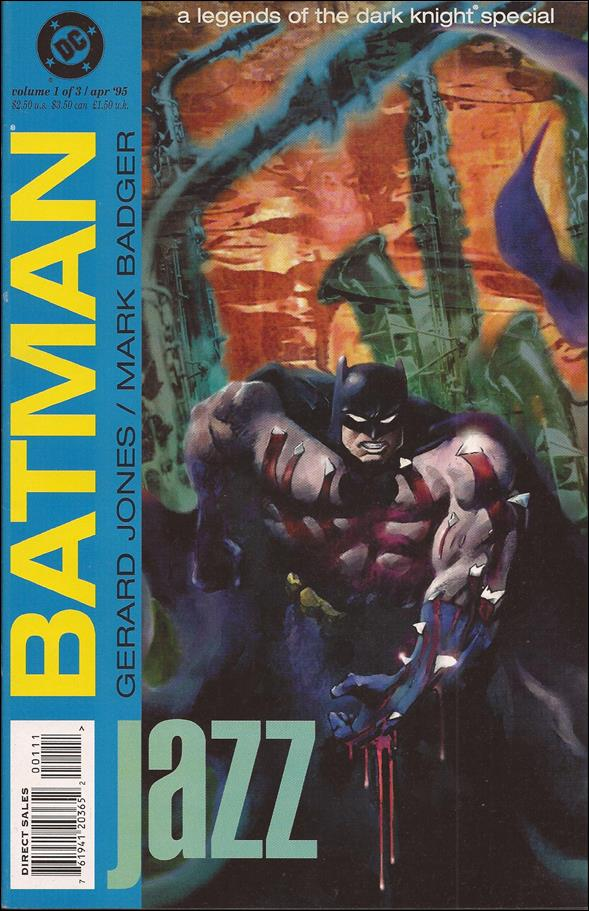 Batman: Legends of the Dark Knight: Jazz 1-A by DC