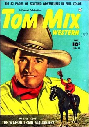 Tom Mix Western (1948) 33-A