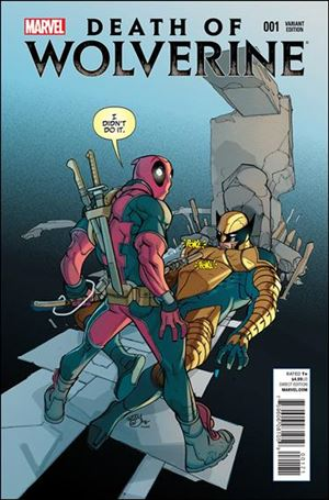 Death of Wolverine 1-C