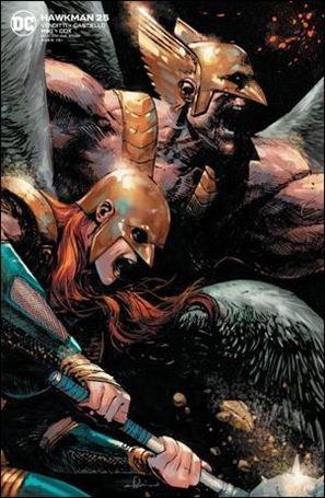 Hawkman (2018) 25-B
