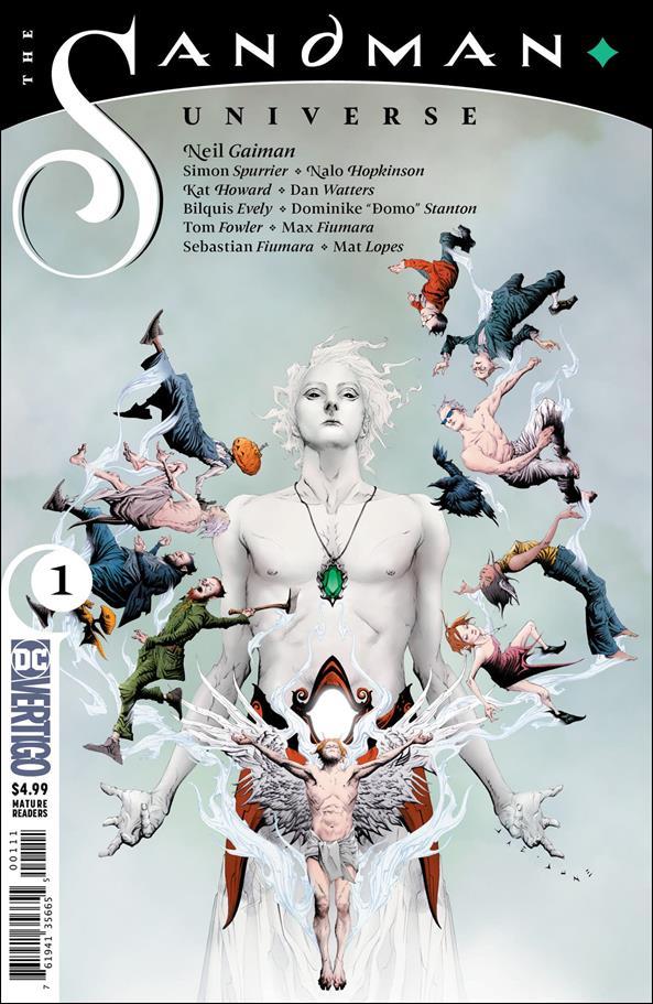 Sandman Universe 1-A by Vertigo