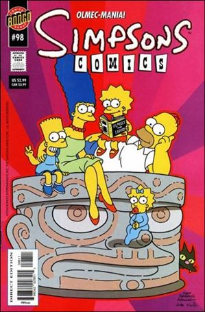 Simpsons Comics 98-A