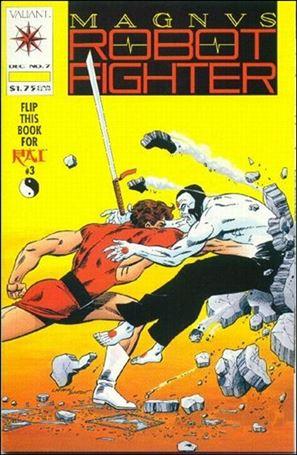 Magnus Robot Fighter (1991) 7-A