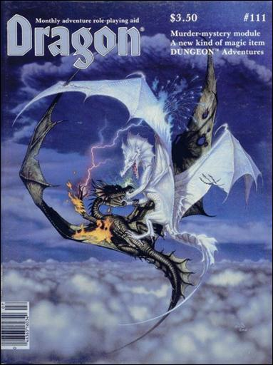 Dragon Magazine 111-A by Wizards of the Coast