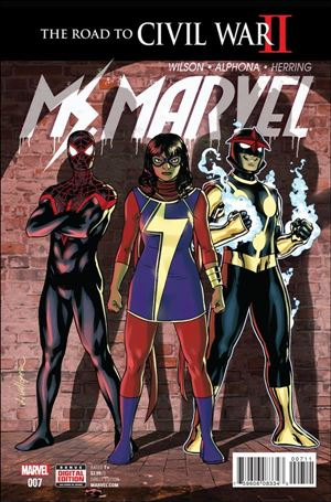 Ms. Marvel (2016) 7-A