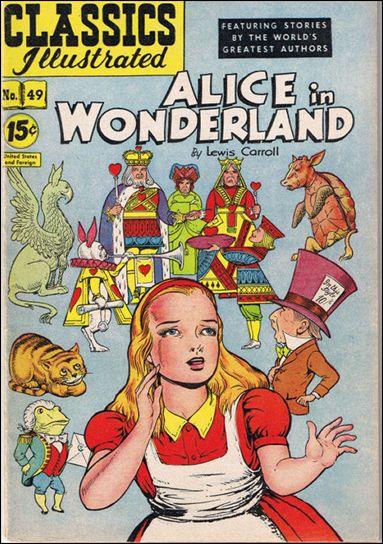 Classic Comics/Classics Illustrated 49-C by Gilberton