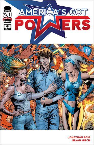 America's Got Powers 4-A by Image
